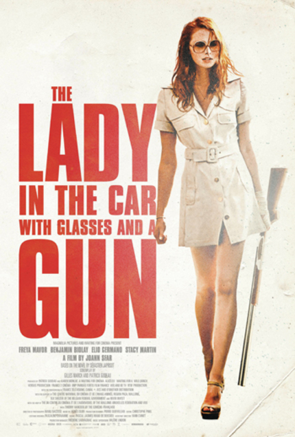 THE LADY IN THE CAR WITH GLASSES AND A GUN: After The Laughter Comes Tears In This Trailer