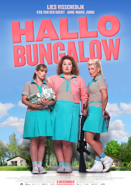 Possibly The Most Low Risk, Low Reward Heist Film Ever In Dutch Comedy HALLO BUNGALOW