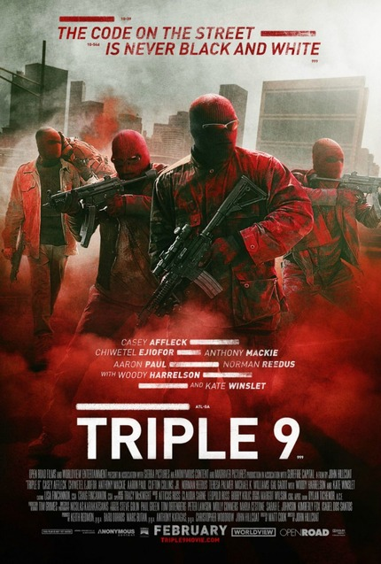 John Hillcoat Packs A Ton Of Names And Even More Firepower Into The Trailer For TRIPLE 9
