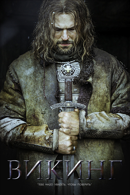 Stop Whatever You're Doing And Watch The Trailer For VIKING. Because, Hot Damn.
