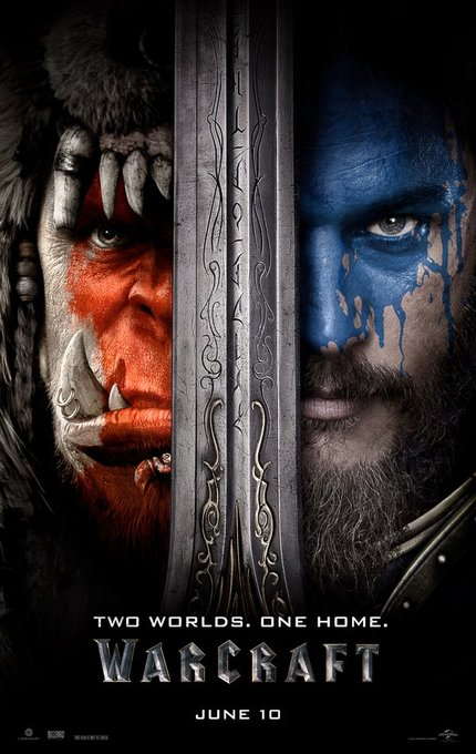 WARCRAFT Teaser Reveals Orcs and Eagles