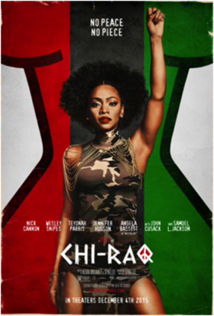 Trailer for Spike Lee's CHI-RAQ