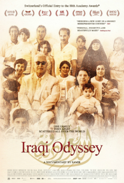 Exclusive Clip: IRAQI ODYSSEY, A Scattered Family And Their Shared Dream
