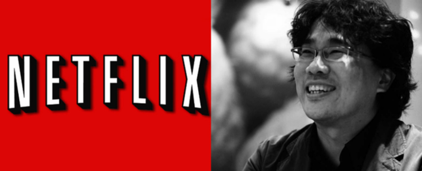 Netflix and Bong Joon-ho Team Up For Creature Feature OKJA