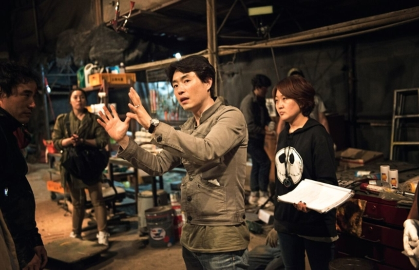 Ryoo Seung-wan Plots WWII Escape Drama In SKYFALL Lair