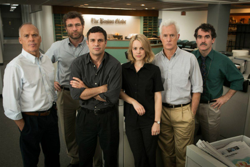 SPOTLIGHT Is Best Movie Of 2015, According To Dallas-Fort Worth Critics
