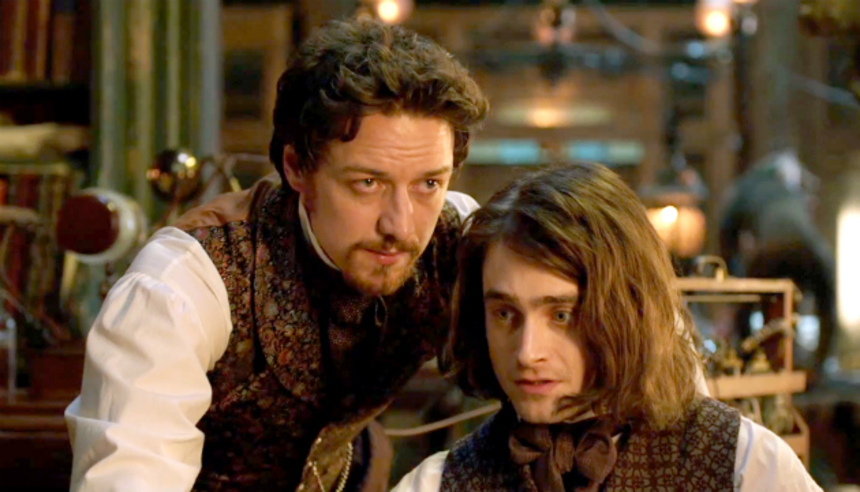 Review: VICTOR FRANKENSTEIN, Watch This Before Creating A Monster
