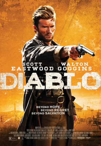 Exclusive Clip: Scott Eastwood Channels Big Old Dad In This Clip From Western DIABLO