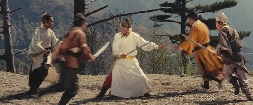 Learning From The Masters Of Cinema: King Hu's DRAGON INN