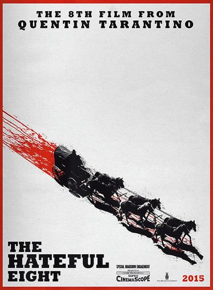 Eight Clips From Tarantino's THE HATEFUL EIGHT