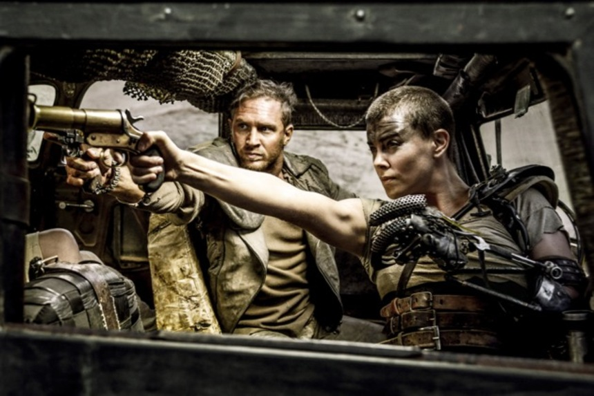MAD MAX: FURY ROAD Tops Online Critics Awards