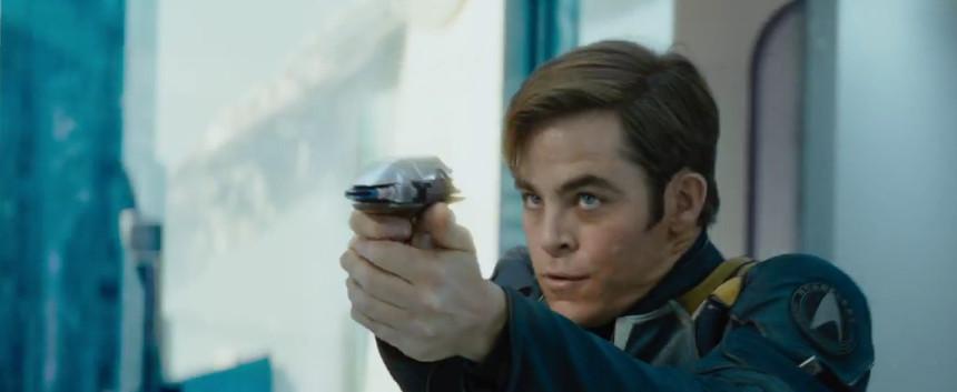 First STAR TREK BEYOND Trailer Is An Odd - But Fun - Blend Of Influences