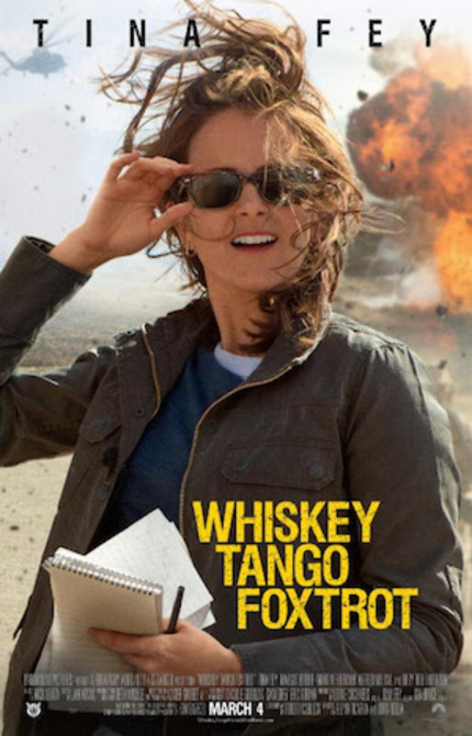 Watch Now: Tina Fey Goofs It Up In WHISKEY TANGO FOXTROT Trailer