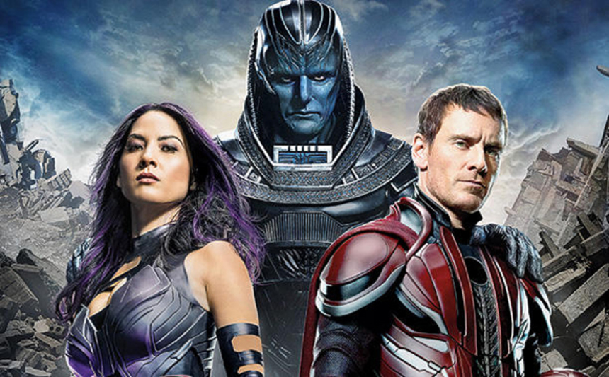 X-MEN: APOCALYPSE Trailer Teases Massive Scale Mutant Action