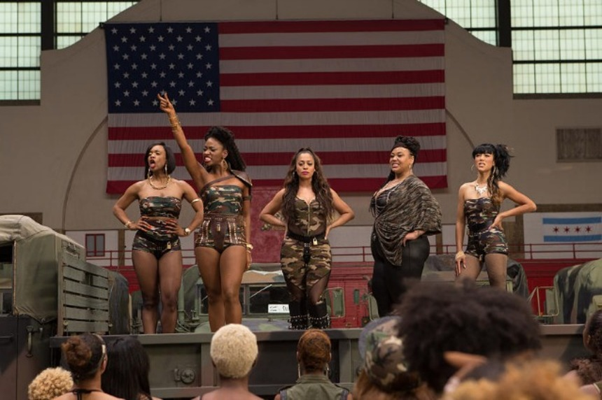 Review: CHI-RAQ Aims To Put Gun Violence To Bed