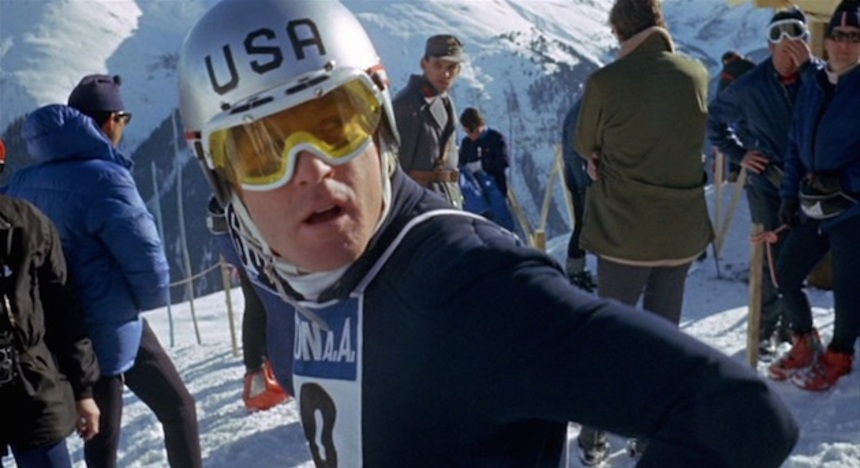 Blu-ray Review: DOWNHILL RACER Snaps Into Sharp Focus On Criterion