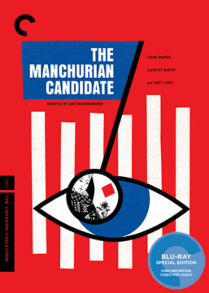 Blu-ray Review: On Criterion, THE MANCHURIAN CANDIDATE Hits Too Close To Home