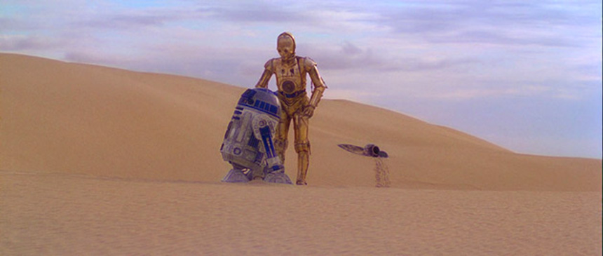 """Destroy All Monsters: """"Our Lot In Life"""" - Droid Personhood In STAR WARS"""