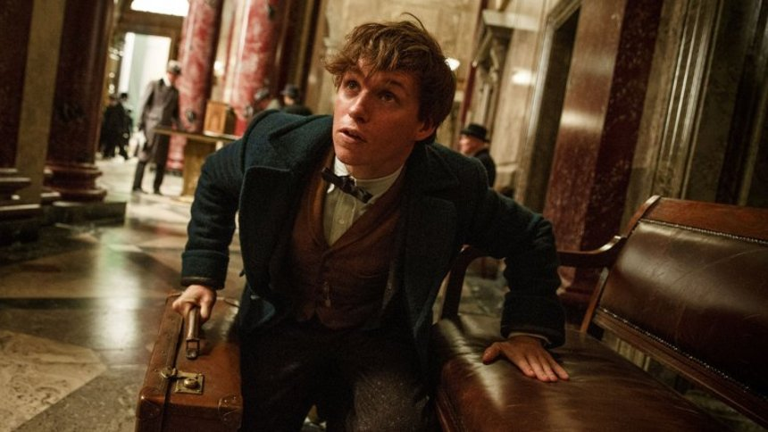 FANTASTIC BEASTS AND WHERE TO FIND THEM Trailer Debut: Creatures Run Amok In New York
