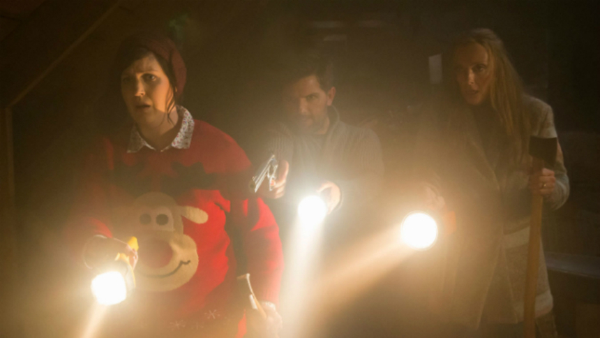 Review: KRAMPUS, Elevating From Bad Holiday Cheer To Genuine Horror