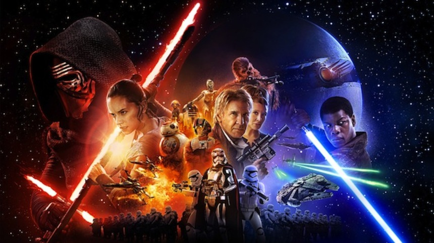Review: STAR WARS: THE FORCE AWAKENS, A Blast Of Fun