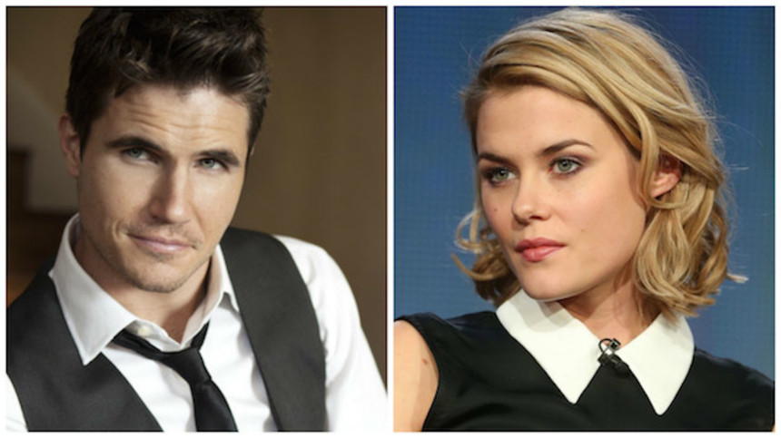 Rachel Taylor and Robbie Amell Will Thrill in Netflix's ARQ