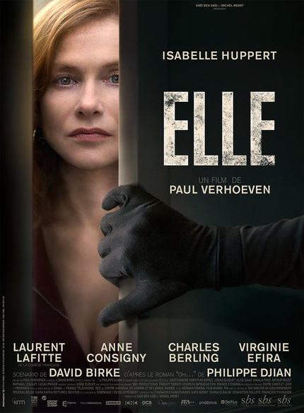 First Trailer For Paul Verhoeven's ELLE: New Language, Old Tricks?