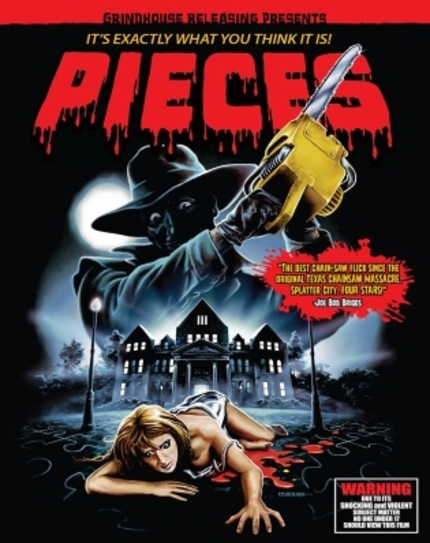Bizarro Slashterpiece PIECES Coming To Blu-ray And Theaters From Grindhouse Releasing