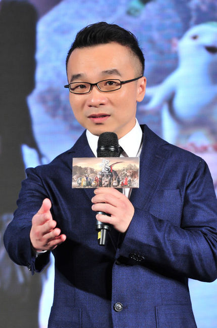 MONSTER HUNT's Raman Hui On Live Actors Vs The Gingerbread Man And How Shrek Helped Him Make China's Biggest Box Office Hit