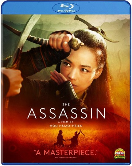 Giveaway: Win Hou Hsiao-hsien's THE ASSASSIN On Blu-ray From Well Go USA And ScreenAnarchy