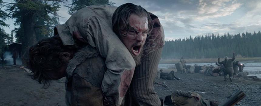 Destroy All Monsters: Because Leo Didn't Win An Oscar For TITANIC, Leo Won't Win An Oscar