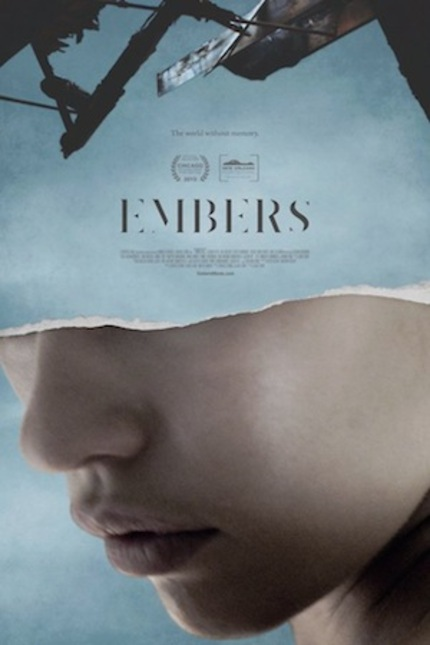 Watch The Exclusive Trailer For Sci-fi Feature EMBERS