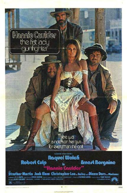 70s Rewind: HANNIE CAULDER, Raquel Welch Seeks Revenge In The Old West