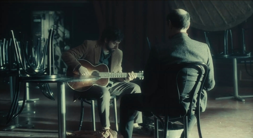 Blu-ray Review: Criterion's INSIDE LLEWYN DAVIS, The Full Ballad