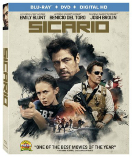 Now On Blu-ray: SICARIO, TRUE DETECTIVE S2, THE GREEN INFERNO, LOVE And More