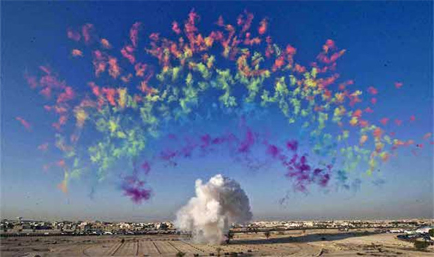 Sundance 2016 Review: SKY LADDER: THE ART  OF CAI GUO-QIANG Enthralls