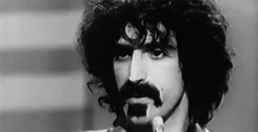 Sundance 2016 Review: EAT THAT QUESTION: FRANK ZAPPA IN HIS OWN WORDS, A Highly Entertaining Look