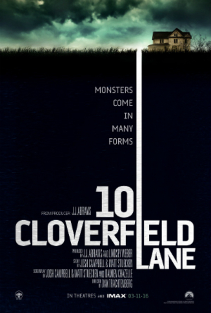 Hey NYC! Here's How To Attend 10 CLOVERFIELD LANE Premiere