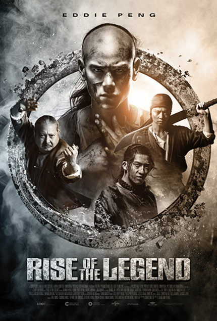 Exclusive Clip: Wong Fei Hung Returns In RISE OF THE LEGEND