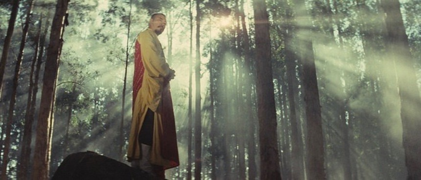 Learning From The Masters Of Cinema: King Hu's A TOUCH OF ZEN