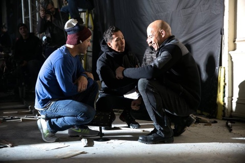 Donnie Yen In, Jet Li Out Of XXX: THE RETURN OF XANDER CAGE