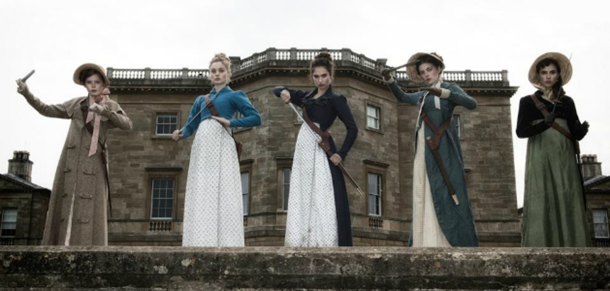 Review: In PRIDE AND PREJUDICE AND ZOMBIES, The P&P Is Fine, But The Z Is ZZZ