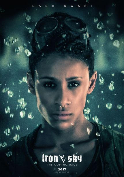 Meet IRON SKY: THE COMING RACE Leading Lady Obi Washington In New Character Teaser