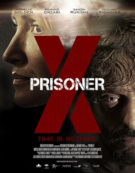 Watch The Trailer For Canadian Sci-fi Flick PRISON X