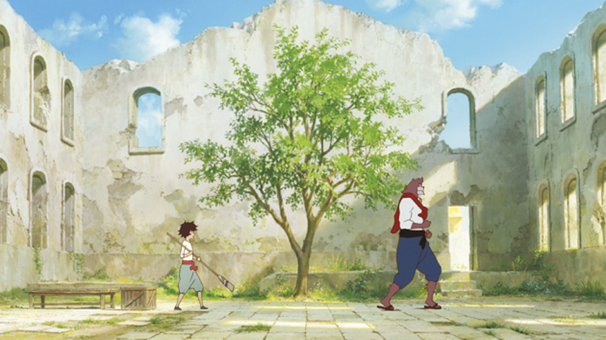 Mamoru Hosada's THE BOY AND THE BEAST Graces Aust And NZ Screens This March