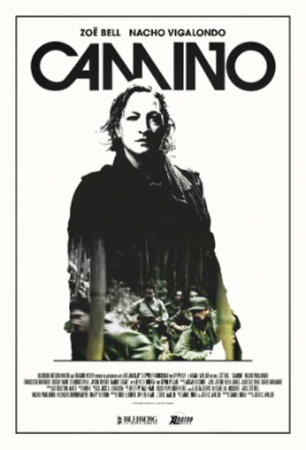 In CAMINO, Zoe Bell Fights For Her Life