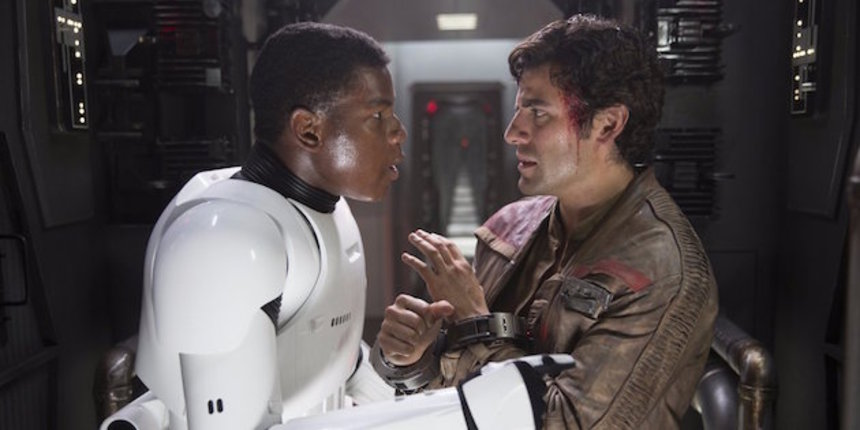 Destroy All Monsters: Gay Or Straight, Finn/Poe Matters