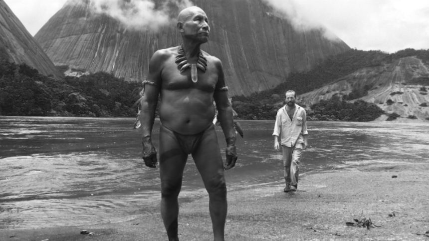 Review: EMBRACE OF THE SERPENT, A Spiritual Quest With A Political Regret
