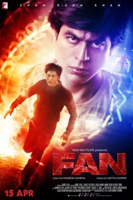 Trailer: In FAN Shah Rukh Khan Obsesses Over Himself
