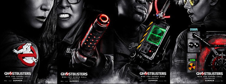GHOSTBUSTERS: Watch The Trailer For The Paul Feig Reboot Now!